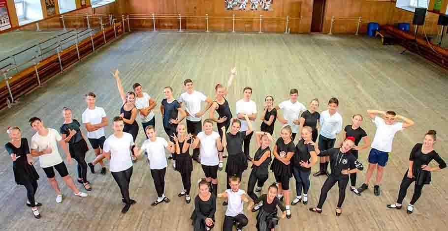 Baletul Național JOC anunță selecțiile pentru studioul de dans pentru copii